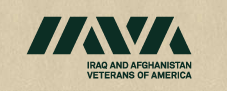 Image of the logo of Iraq and Afghanistan Veterans of America