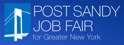 post sandy job fair for greater new york