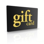 Image of a gift card
