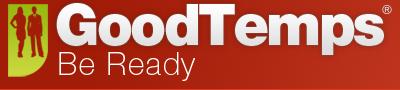 image of goodtemps logo