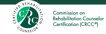 Commission on Rehabilitation Counselor Certification logo