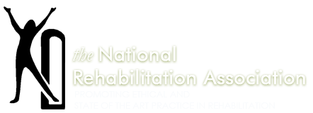 Image of National Rehabilitation Association Logo