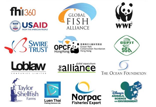 Image of sample agency and company logos
