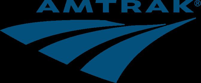 Image of Amtrak logo