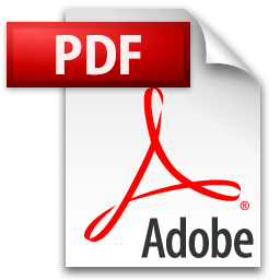Image of the Adobe PDF logo.