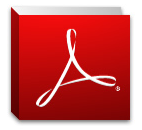 Image of adobe reader icon