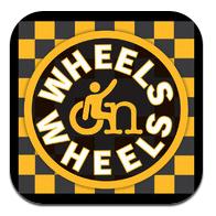 image of wheels on wheels apple iphone app